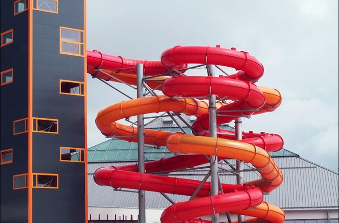 Aquapark FALA, Łódź