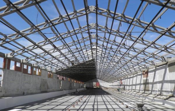 Modernizacja obiektu inwentarskiego, Bralęcin