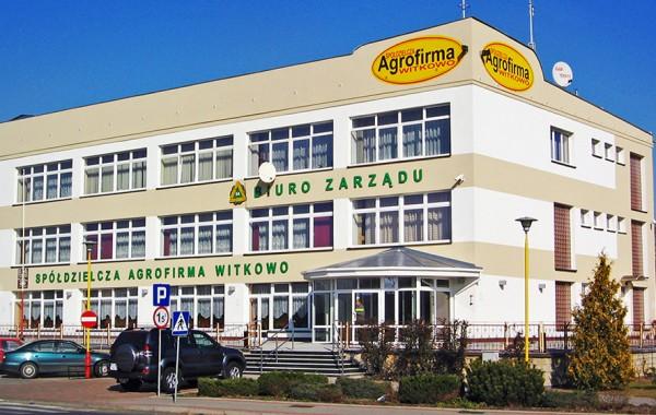 Modernizacja i przebudowa budynku biurowo-hotelowego, Witkowo