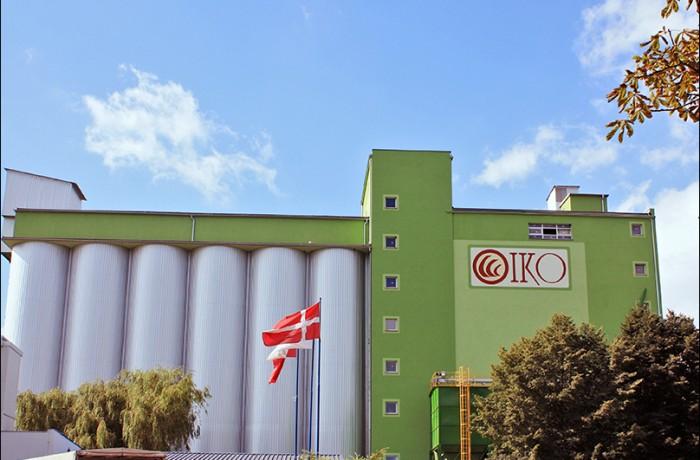 Modernizacja obiektów wytwórni pasz IKO, Stargrad