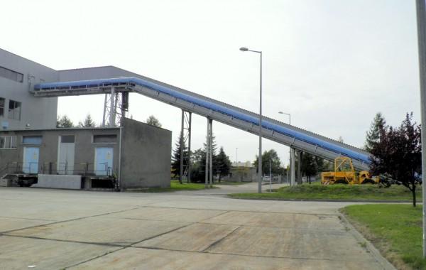 Projekt  budowlano – wykonawczy remontu i wzmocnienia estakady nawęglania z ekspertyzą techniczną, Stargrad