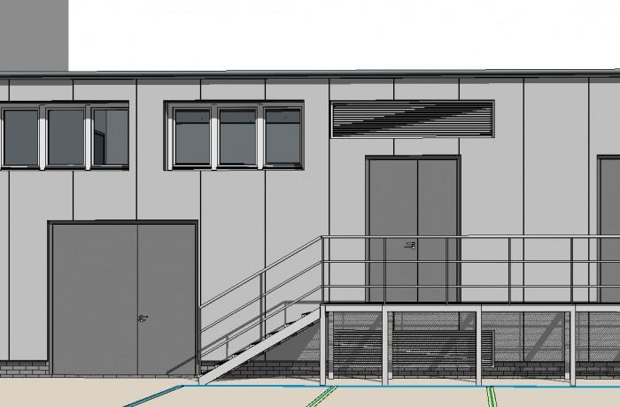 Projekt przebudowy ze zmianą funkcji obiektu – PEC, Stargrad